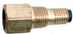 Bijur Straight Adapter 5/32 TBG  #B5560